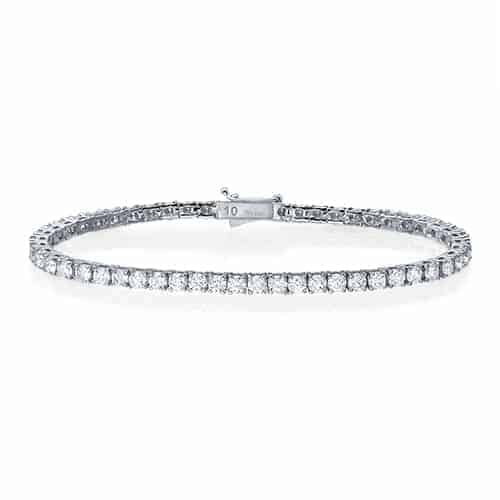 Lab Grown Diamond Bracelet 6.20ct. - main