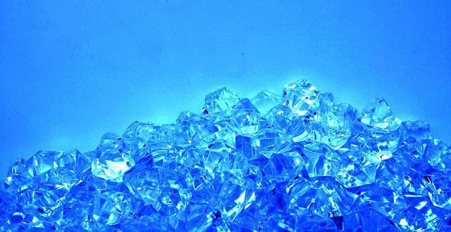 lots of blue diamonds