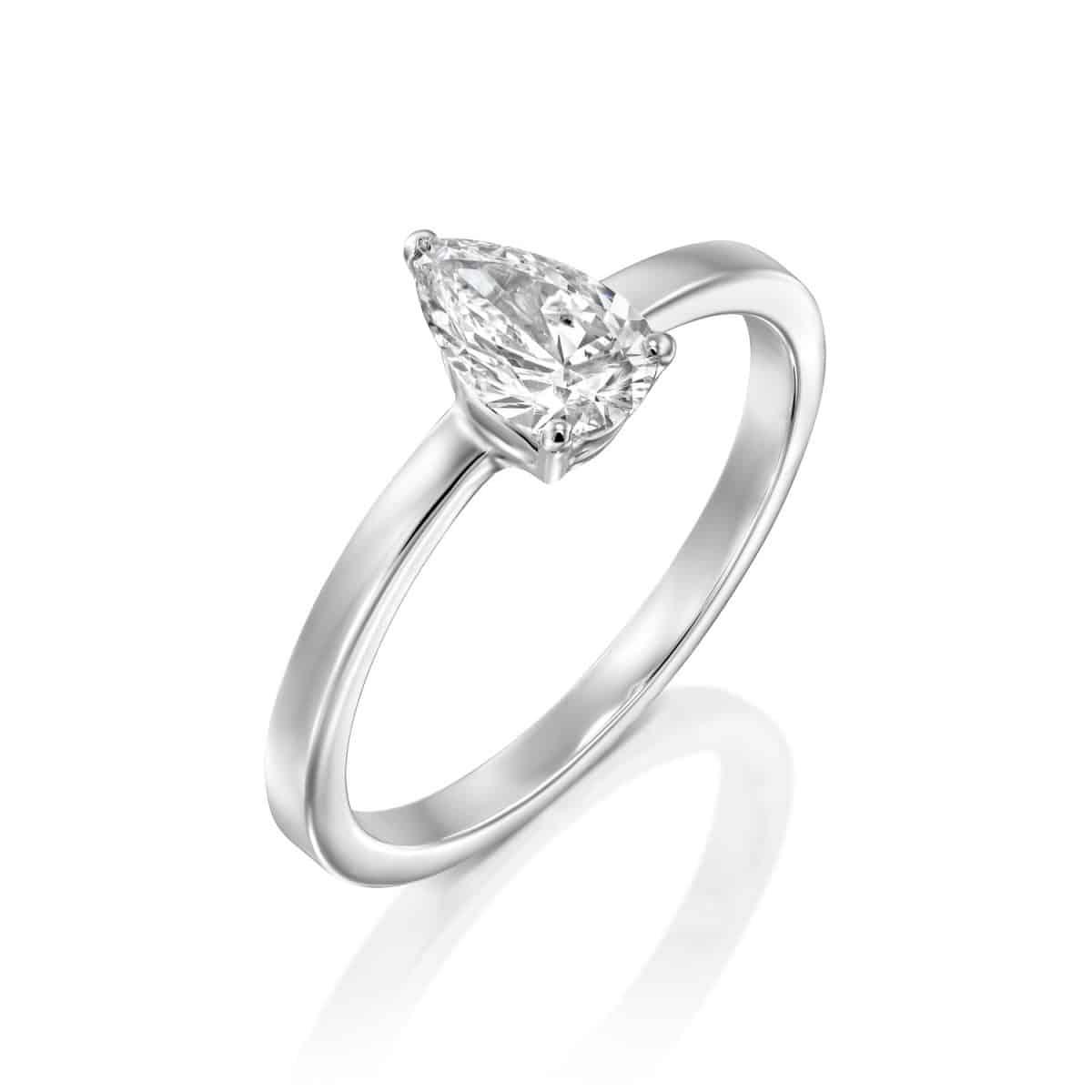 """0.50 carat engagement ring """"Rose"""""""
