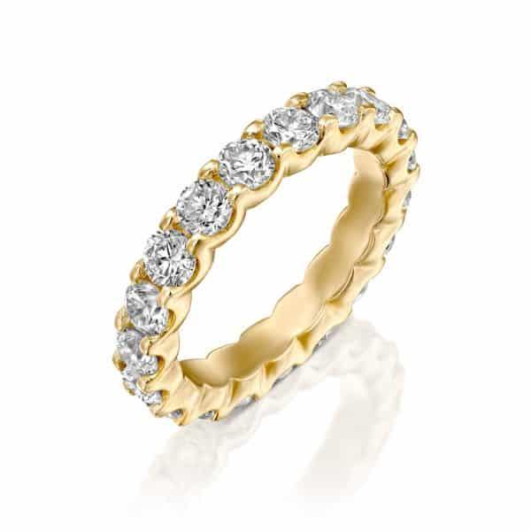 Eternity - Lab Grown Engagement Diamond Ring 2.5ct. - main