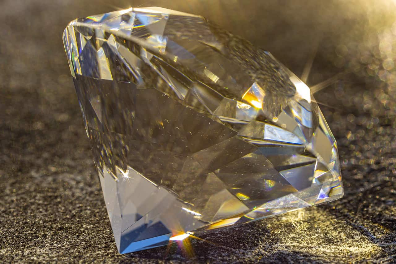 How lab created diamonds are grown
