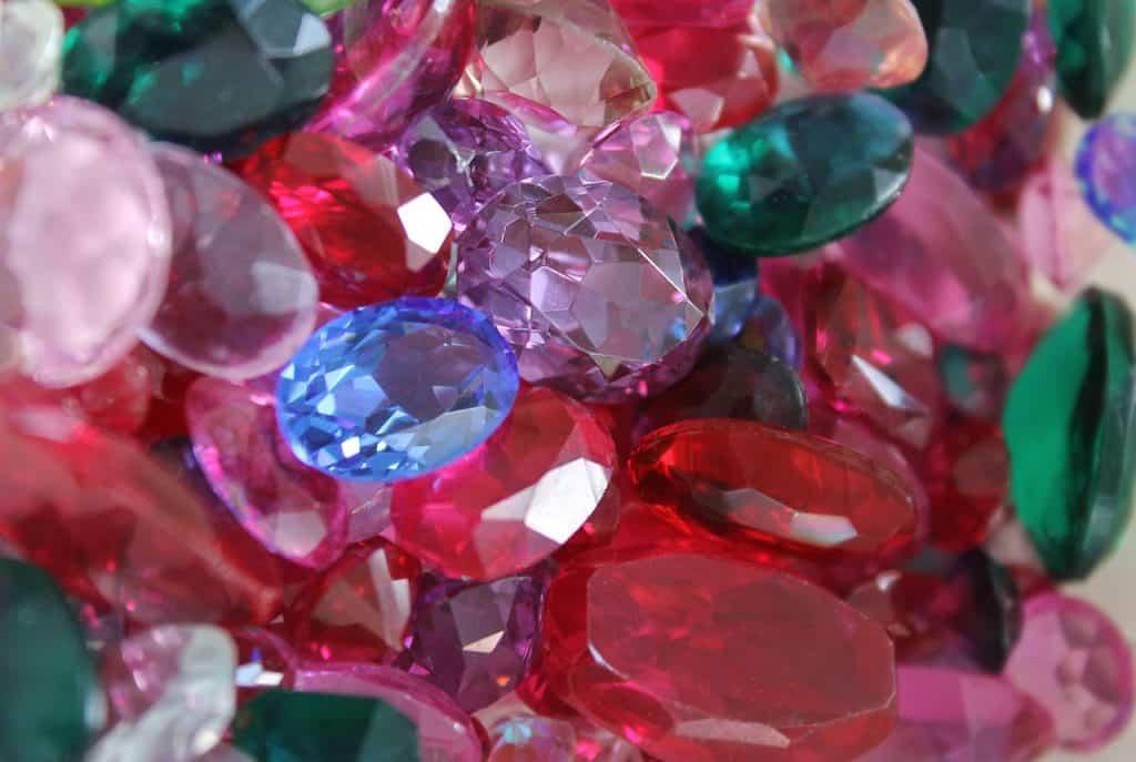 all colors diamonds
